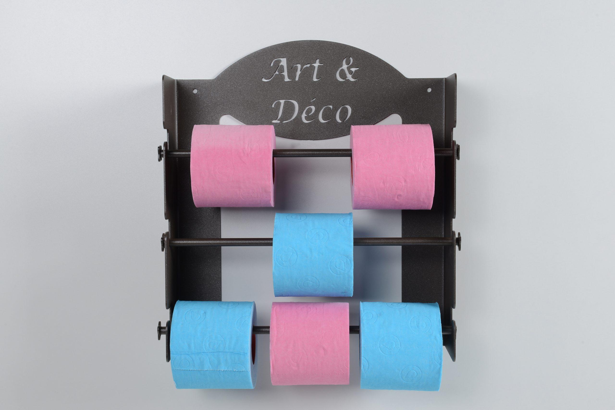 Kit de rangement mural multifonctions ART & DECO