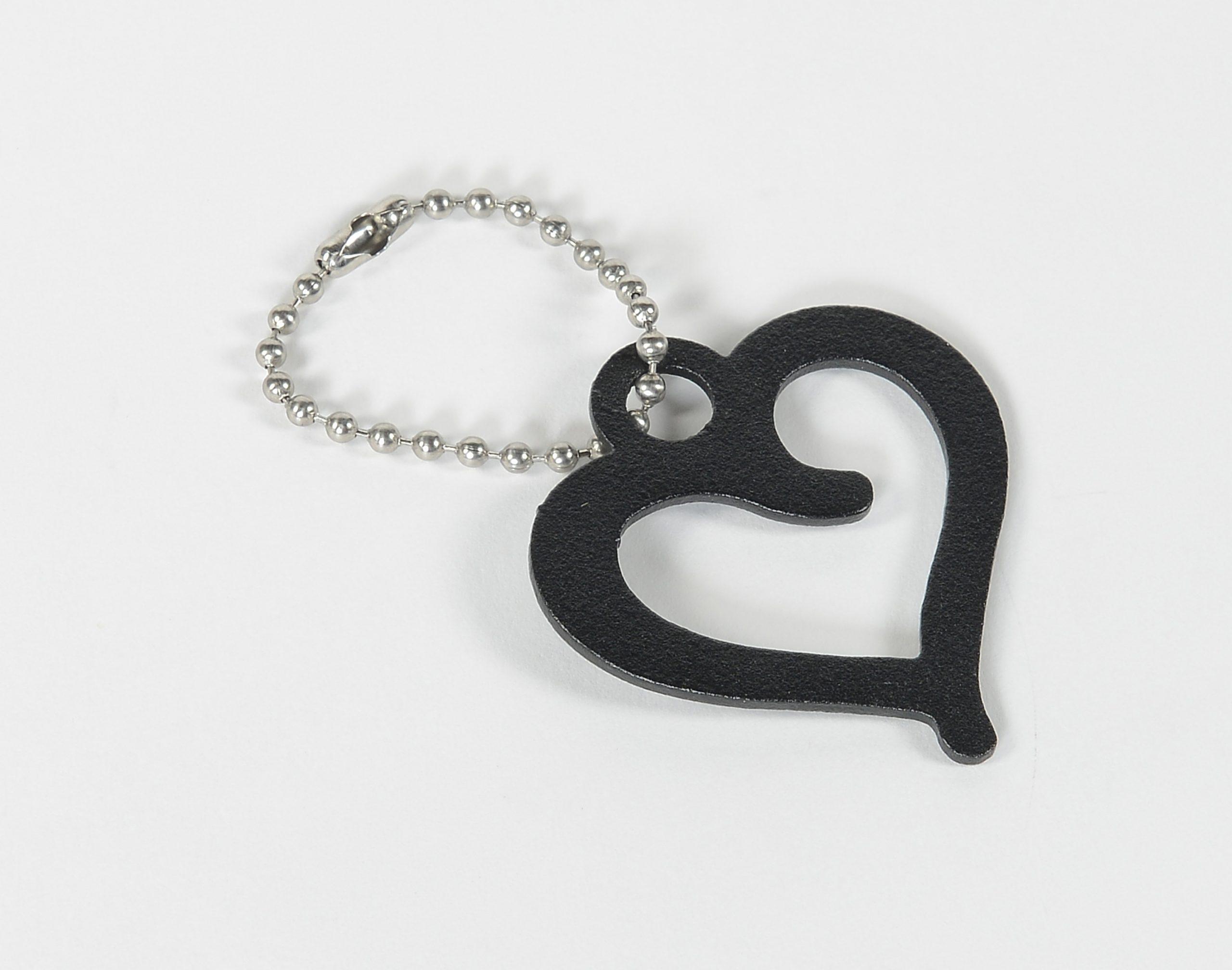 Porte-clefs Coeur Design