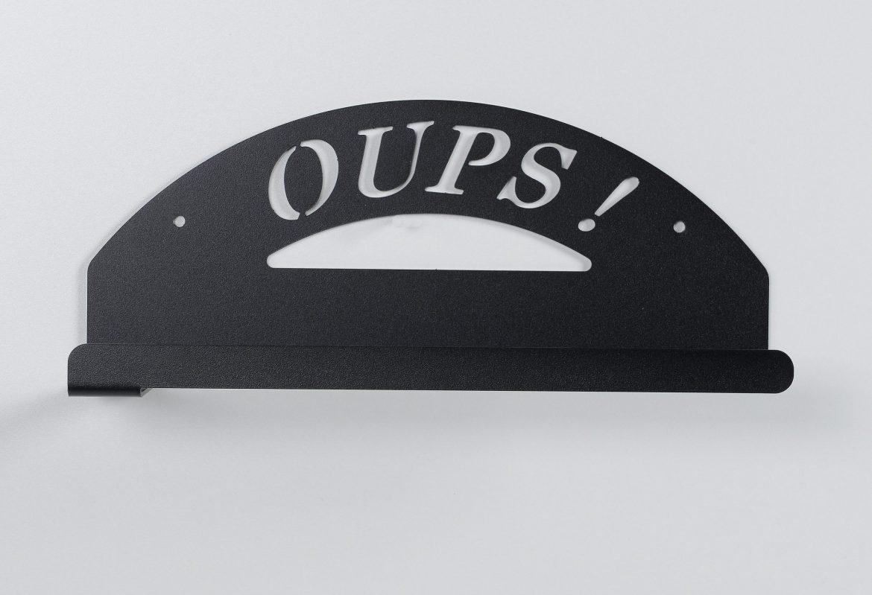 Porte essuie-tout mural OUPS