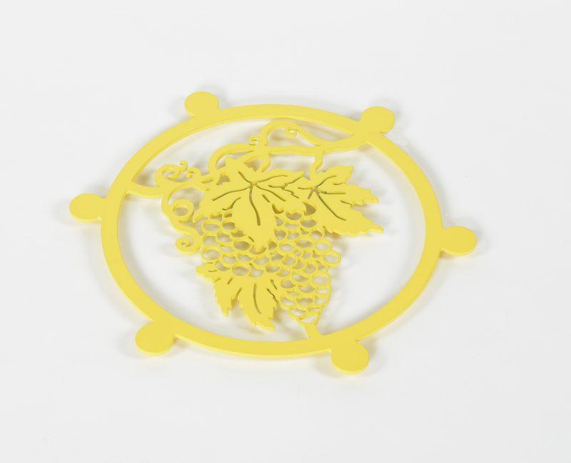 Dessous de plat 6 enc Grappe