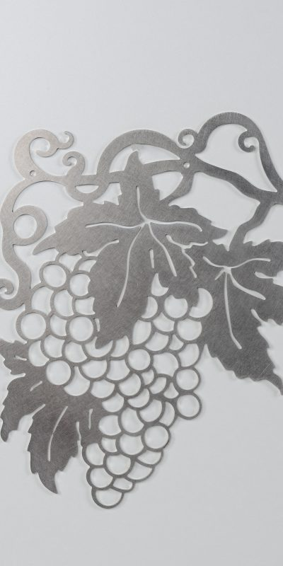 Grappe murale Inox