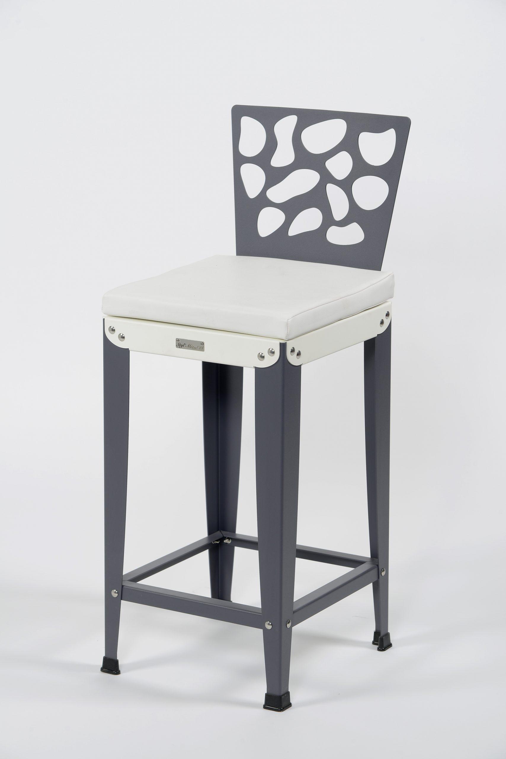 Chaise de bar Lilou D3
