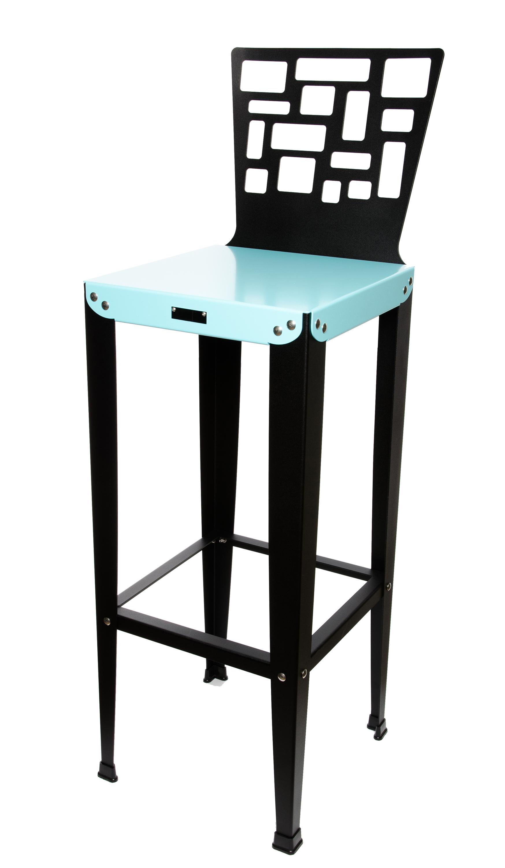 Chaise de bar Lilou D5