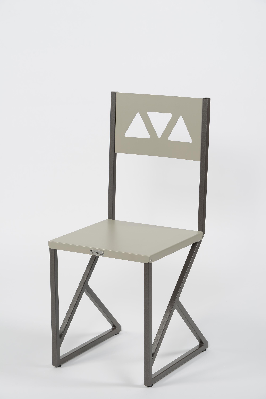 Chaise DB (lot de 2)