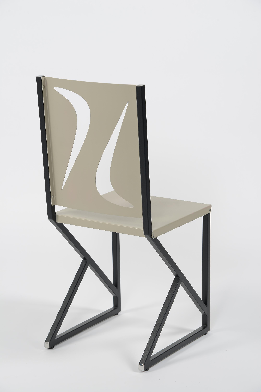 Chaise DH (lot de 2)