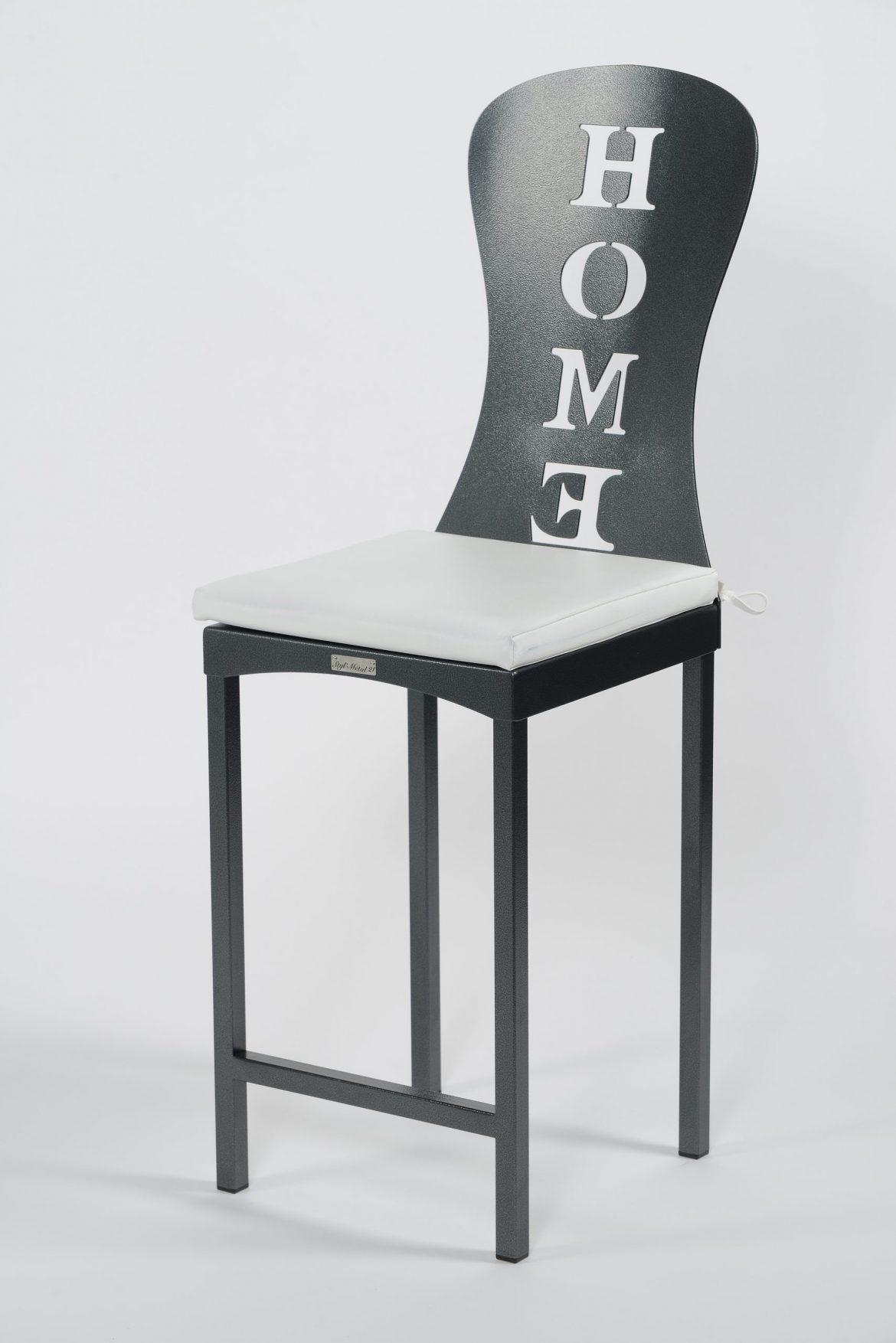 Chaise haute Home (lot de 2)