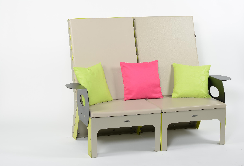 Fauteuil Lounge avec accoudoirs