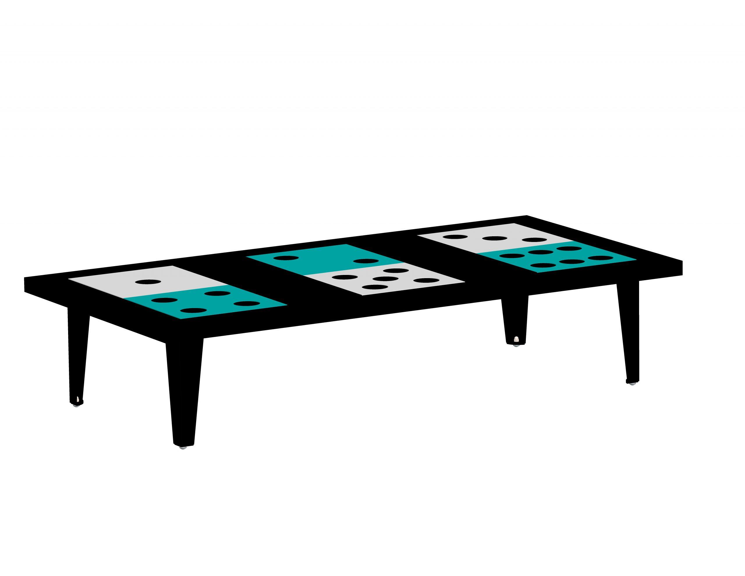 Table basse Des