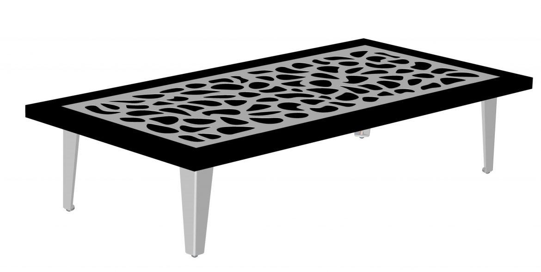 Table basse Flora