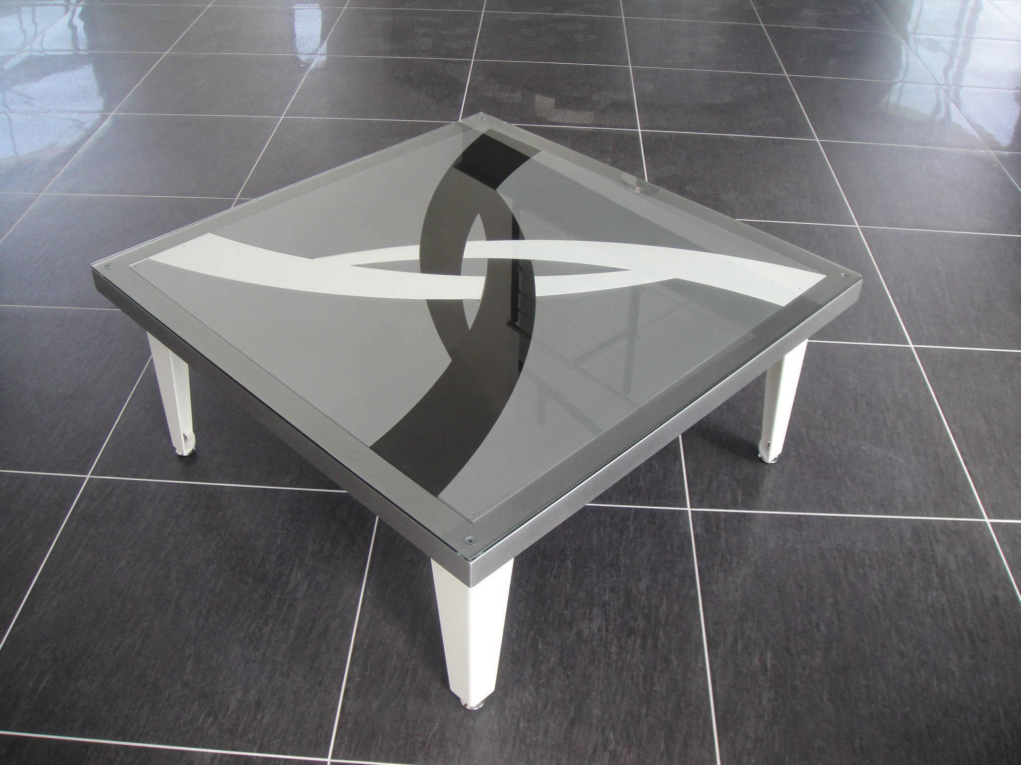 Table basse Illusion