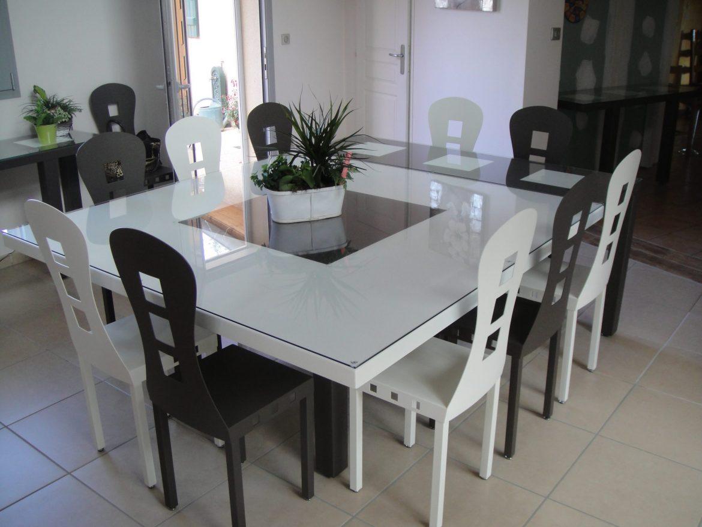 Table carrée