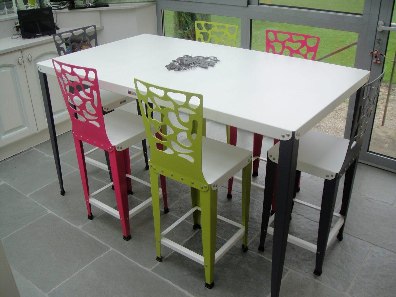 Table haute Lilou